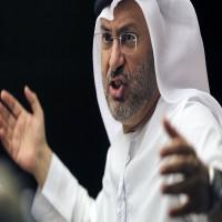 """قرقاش يلفت إلى """"إشادة"""" الحوثي بوزير خارجية قطر.. والرميحي يرد"""