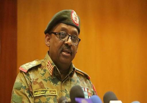 المجلس العسكري في السودان يقول إن الأجهزة الأمنية أحبطت محاولة انقلاب