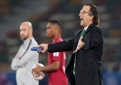 ماذا قال مدرب المنتخب السعودي بعد الخروج من كأس آسيا؟