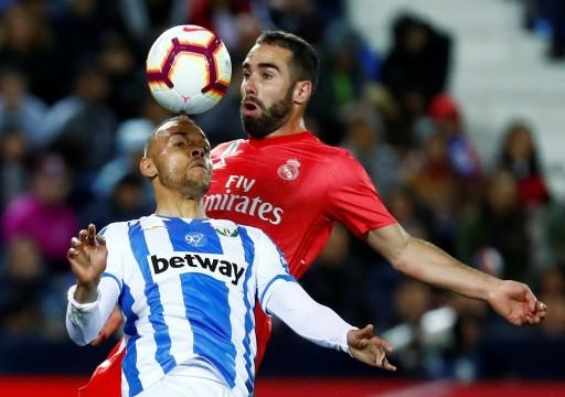 ريال مدريد ينجو من فخ ليجانيس وينتزع نقطة في الدوري الإسباني