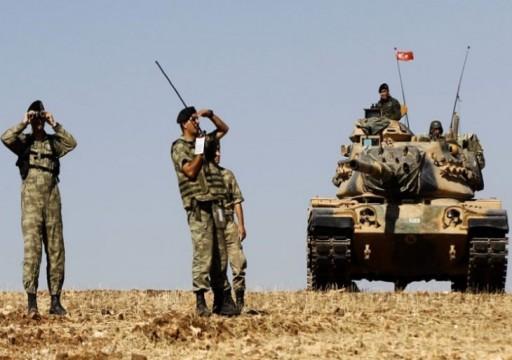 هل يتحارب الجندي الإماراتي والسعودي مع الجندي التركي في سوريا؟!