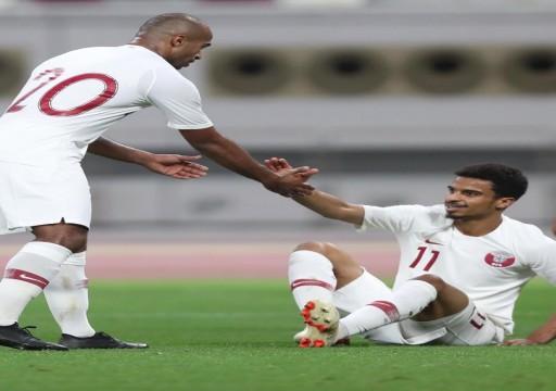 كأس آسيا 19: منتخب قطر يبدأ رحلته الآسيوية بلقاء لبنان