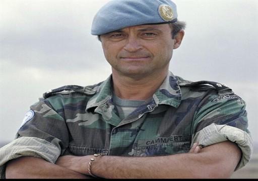 رئيس بعثة الأمم المتحدة لمراقبة وقف إطلاق النار في الحديدة يصل اليمن