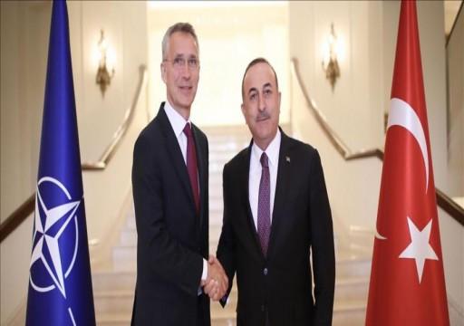 أمين عام الناتو في تركيا لاحتواء الأزمة مع واشنطن