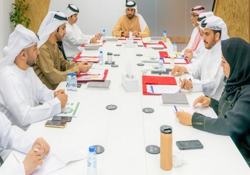 بلدية عجمان توجه بإنجاز جميع معاملات أهالي مصفوت والمنامة