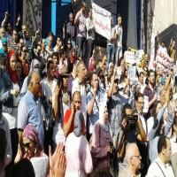 رايتس ووتش: المخاطر الأمنية غطاء لمحاكمة الناشطين بمصر