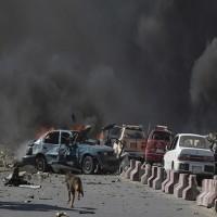 مقتل وإصابة 90 شخصًا في هجومين انتحاريين بأفغانستان