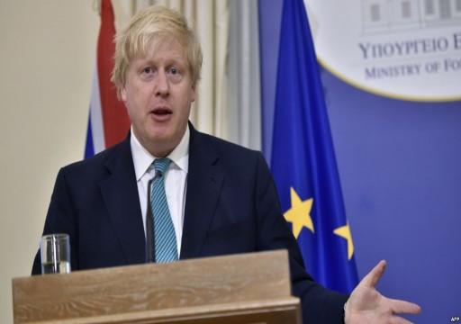بريطانيا.. استقالة 9 وزراء بعد فوز جونسون برئاسة الوزراء