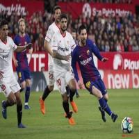 برشلونة ينجو من فخ الأندلسيين.. وريال مدريد يضرب بثلاثية
