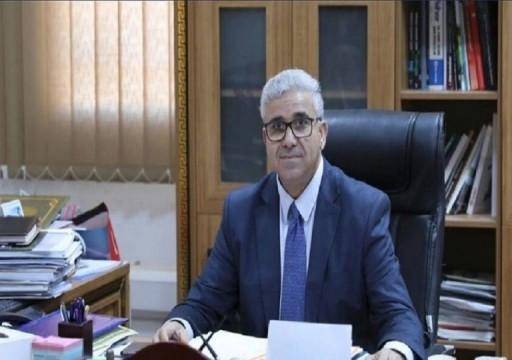 وزير داخلية الوفاق: حفتر يحمل مشروعا للسيطرة على دول المغرب العربي