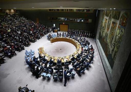 تأجيل التصويت بمجلس الأمن على مشروع قرار بشأن صفقة ترامب