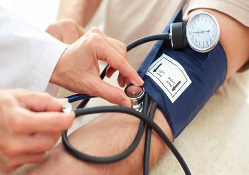 وزارة الصحة: 30 من سكان الدولة مصابون بارتفاع ضغط الدم