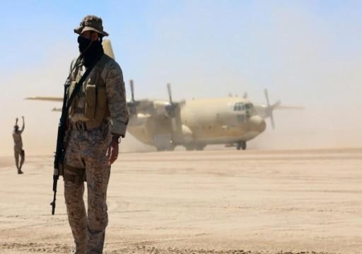 السعودية تستقدم عناصر مرتبطة بالقاعدة إلى مطار الغيضة اليمني