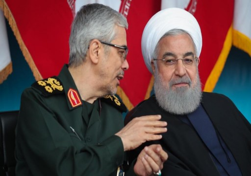رئيس أركان الجيش الإيراني: احتجاز ناقلة النفط لن يمر دون رد
