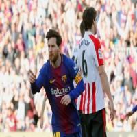 برشلونة يتغلب على بلباو ويعزز صدارته لـ«الليغا» في الدوري الإسباني