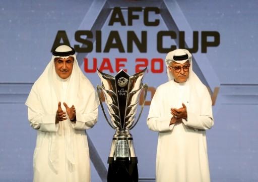 الرميثي يترشح لرئاسة الاتحاد الآسيوي لكرة القدم