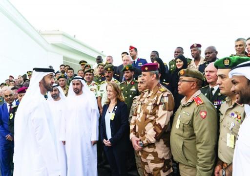 على وقع اتهامات  بـجرائم حرب.. ورشة في أبوظبي عن قواعد العمليات العسكرية