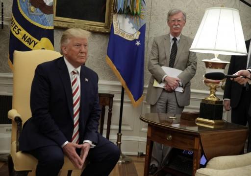 ترامب يعين مستشارًا جديدًا للأمن القومي خلفًا لجون بولتون