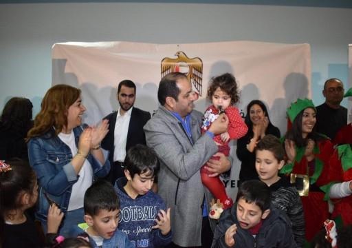 سفير الإمارات في لبنان: كما نبني المساجد نبني الكنائس والمعابد