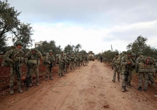 مقتل 5 جنود أتراك في هجوم للنظام السوري على موقع للمراقبة في إدلب.. وتركيا ترد