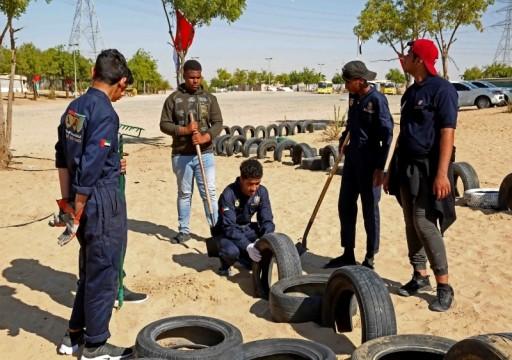 «التربية» تدشّن معسكرات كشفية تلائم المدرسة الإماراتية