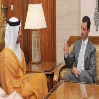إنتلجنس أونلاين: الإمارات تتقرب من النظام السوري