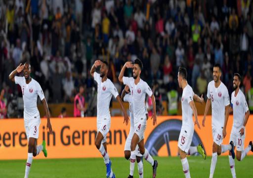 اتحادا الكرة بالأردن والعراق يهنئان قطر بإنجازها القاري