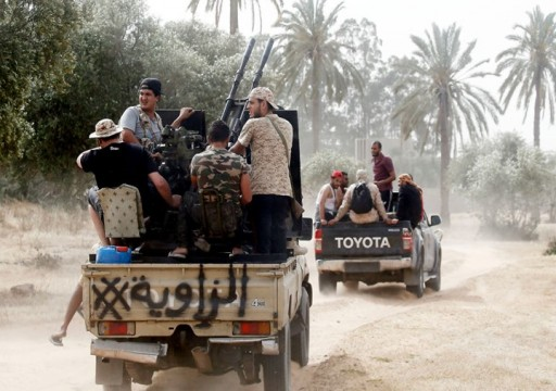 مشروع قرار بريطاني بمجلس الأمن يطالب بسحب المرتزقة من ليبيا