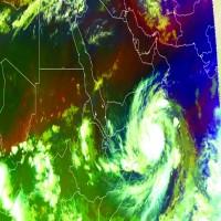 «الأرصاد»: إعصار «لبان» لن يؤثر في الدولة خلال الـ 5 أيام المقبلة