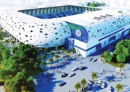 النصر على موعد مع برشلونة الإسباني في افتتاح استاد آل مكتوم