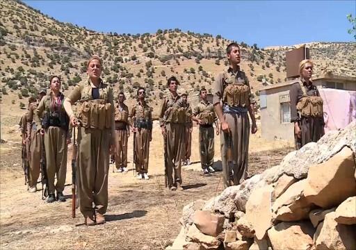 إيران تقصف مواقع للمعارضة على الحدود مع كردستان العراق