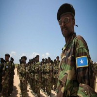 اشتباك بين جنود صوماليين في منشأة تدريب إماراتية