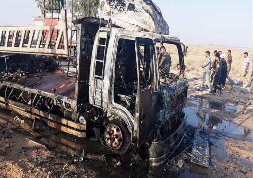 العراق.. قتلى في غارة إسرائيلية تستهدف الحشد الشعبي