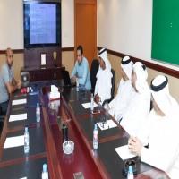 لجنة دوري المحترفين تطلق برنامج الاحتراف الإداري