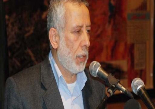 قيادي فلسطيني يصف أنظمة التطبيع مع إسرائيل بـالمتوحشة