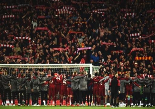 ليفربول يفوز بثنائية ماني لكنه خسر لقب الدوري الإنجليزي