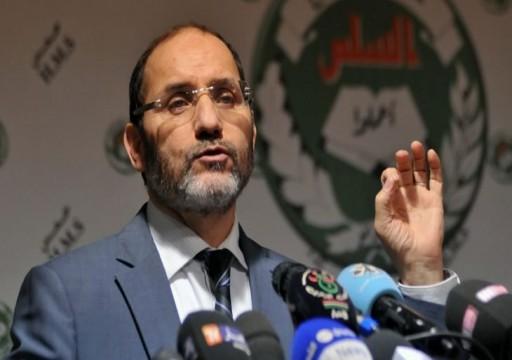 أكبر حزب إسلامي في الجزائر يرفض لقاء لجنة الحوار