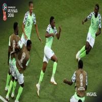 نيجيريا تحقق ثاني فوز لإفريقيا في مونديال روسيا بتغلبها على إيسلندا