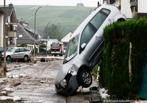 """مقابل أقل من 200 يورو.. تعرف قصة تسمية العاصفة """"بيرند"""" التي ضربت أوروبا"""