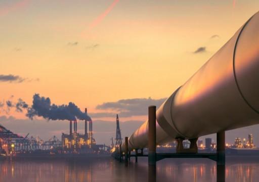 غاز رأس الخيمة تدرس تعديل مشروع تخزين الغاز المسال