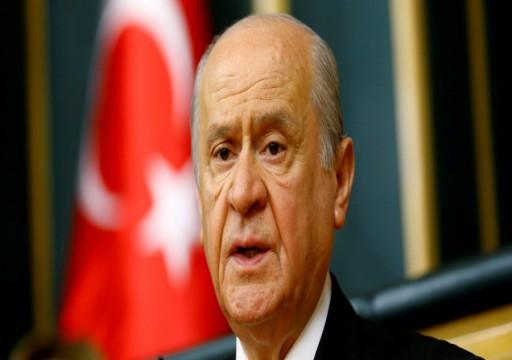 زعيم تركي كبير: لسنا دولة خاضعة للاستعمار ولا نستأذن أمريكا من أين نشتري سلاحنا ومتى