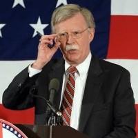 بولتون يستبعد إطاحة النظام الإيراني