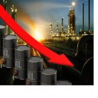 النفط ينخفض 3 بالمئة بفعل هبوط أسواق الأسهم العالمية