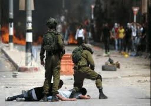 إصابة عشرات الفلسطينيين بمواجهات مع الاحتلال الإسرائيلي في الضفة