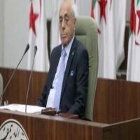 استقالة رئيس البرلمان الجزائري من منصبه