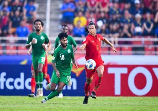 السعودية تهزم صاحب الضيافة وتتأهل لربع نهائي كأس آسيا