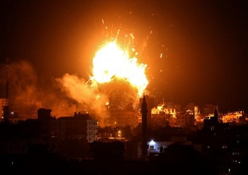 إدانات عربية للعدوان الإسرائيلى على قطاع غزة