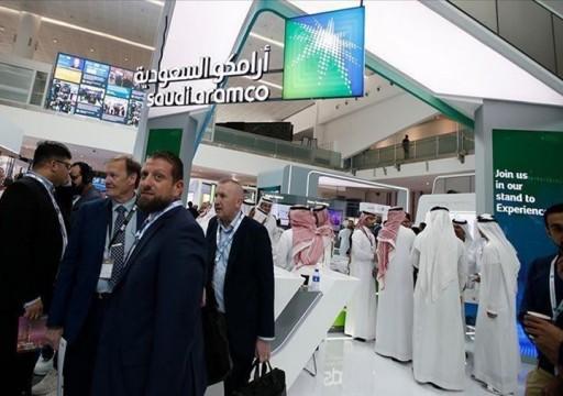 أرامكو السعودية تسوق الطرح في دبي بعد اجتماع مع الصندوق الكويتي