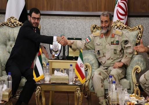 صحيفة: زيارة وفد إماراتي إلى طهران كان بتنسيق مسبق مع واشنطن والرياض
