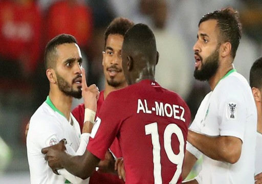 نيويورك تايمز تكشف كواليس مباراة السعودية وقطر